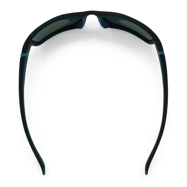 f51063c711 Flying Fisherman Cove Crystal w  Smoke Blue Mirror Sunglasses 7721CSB