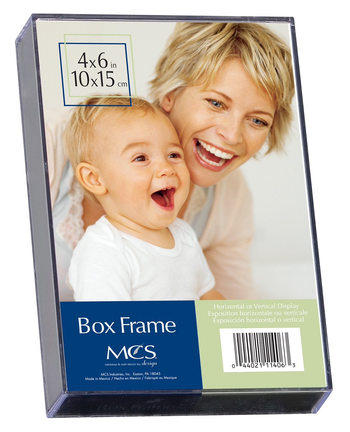 Amazon.com - MCS 16x20 Inch Clear Box Frame (11620) - Single Frames