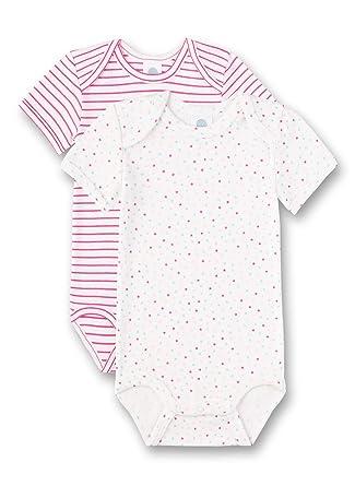 Sanetta Baby-Jungen Body Doppelpack Spieler