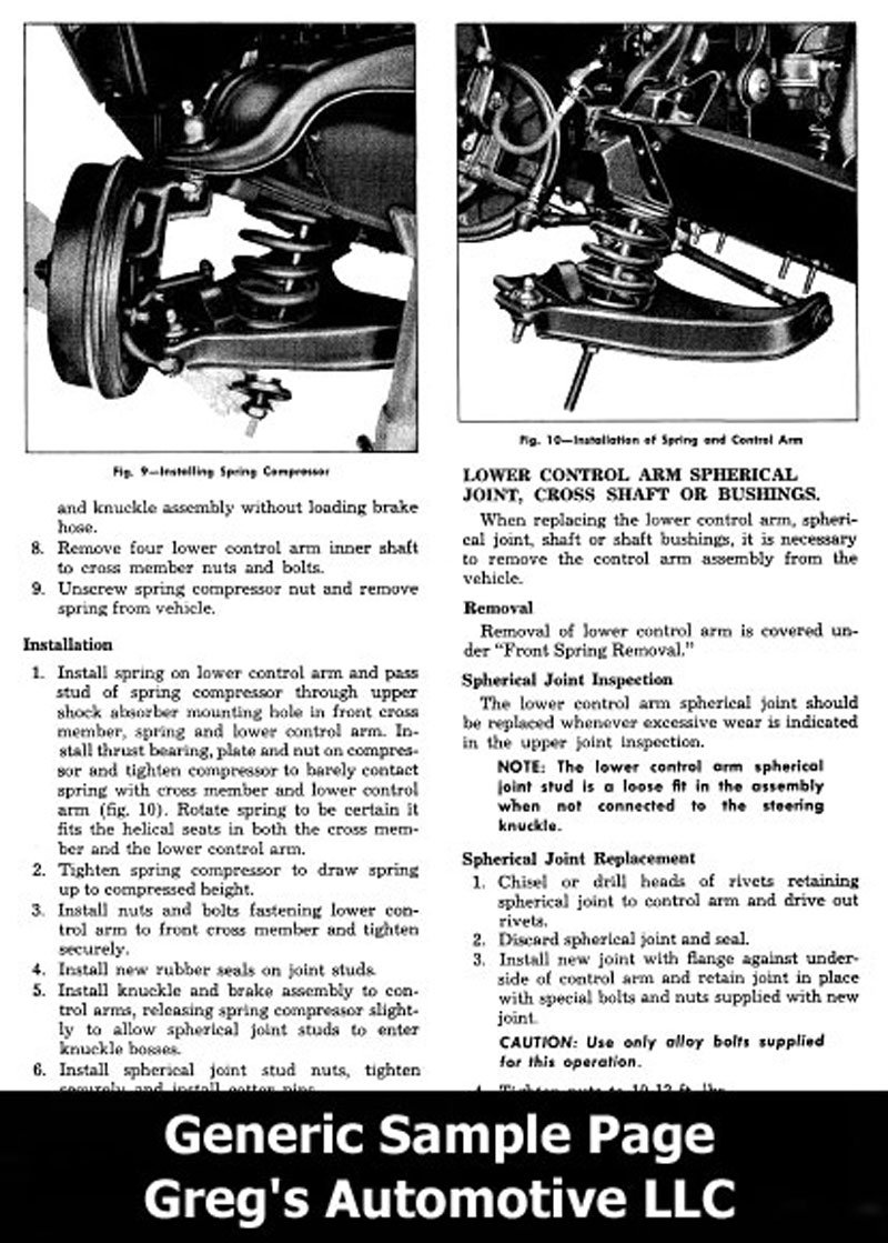 Chevrolet Passenger Car Shop Manual 1949 53 Models Body Wiring Diagram For 1942 Two And Four Door Sedans Automotive