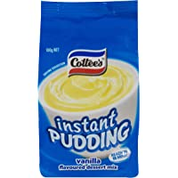 Cottee's Instant Vanilla Pudding Mix, 100g