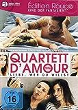 Quartett D'Amour - Liebe, wen du willst (Edition Rouge)