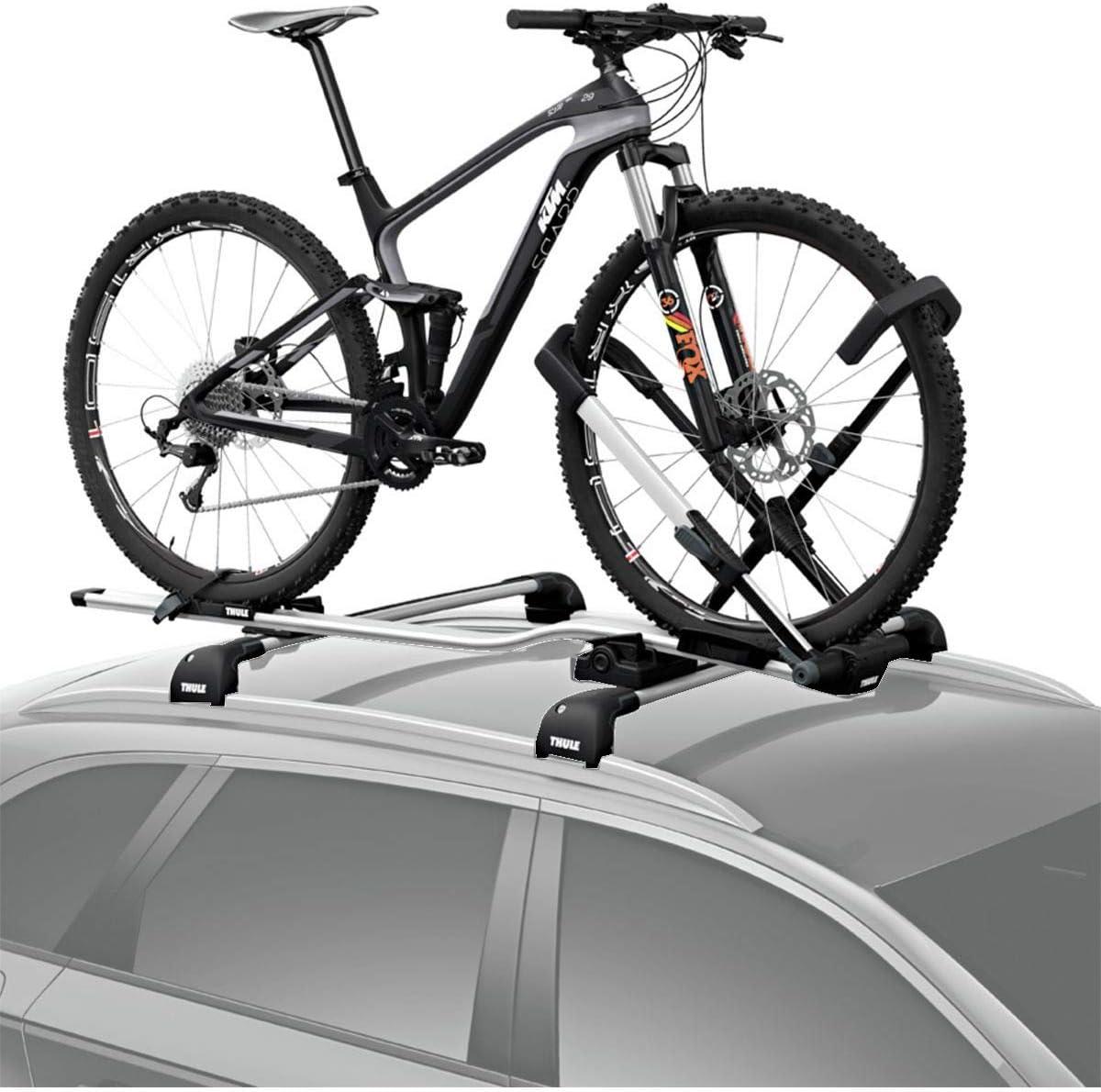 4. Thule UpRide Roof Bike Rack