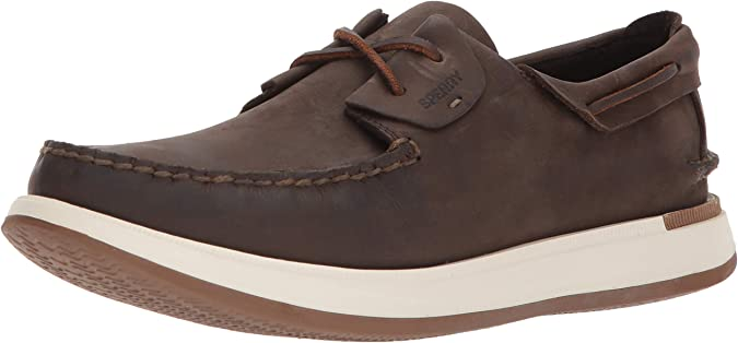 Sperry Men's Caspian Boat Leather Shoe