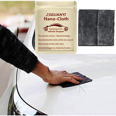 Elimina arañazos Superficiales,reparación de arañazos en el coche,para reparación de pintura,arañazos y arañazos,reparación de superficies para todos ...