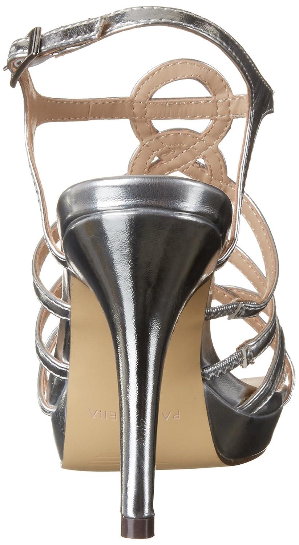 Paco Mena Damen Marruecos Sandalen Silber (Silber) (Silber) (Silber) 3aa439