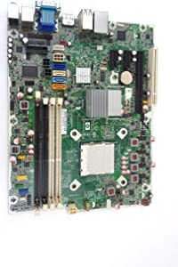 HP Compaq Pro 6005 SFF MotherBoard Part # : 531966-001 503336-000 (Renewed)