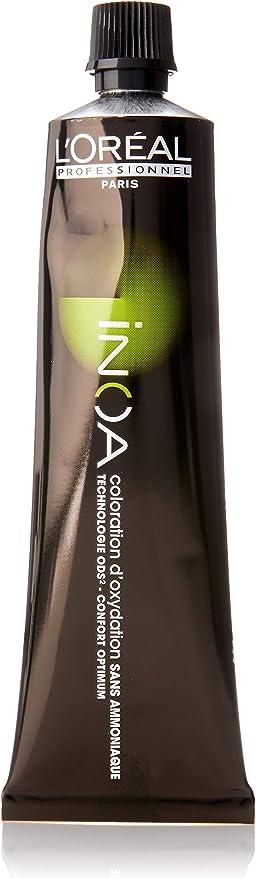 LOréal Professionnel Inoa Coloration dOxydation Sans Ammoniaque 5.45 Tinte - 60 gr