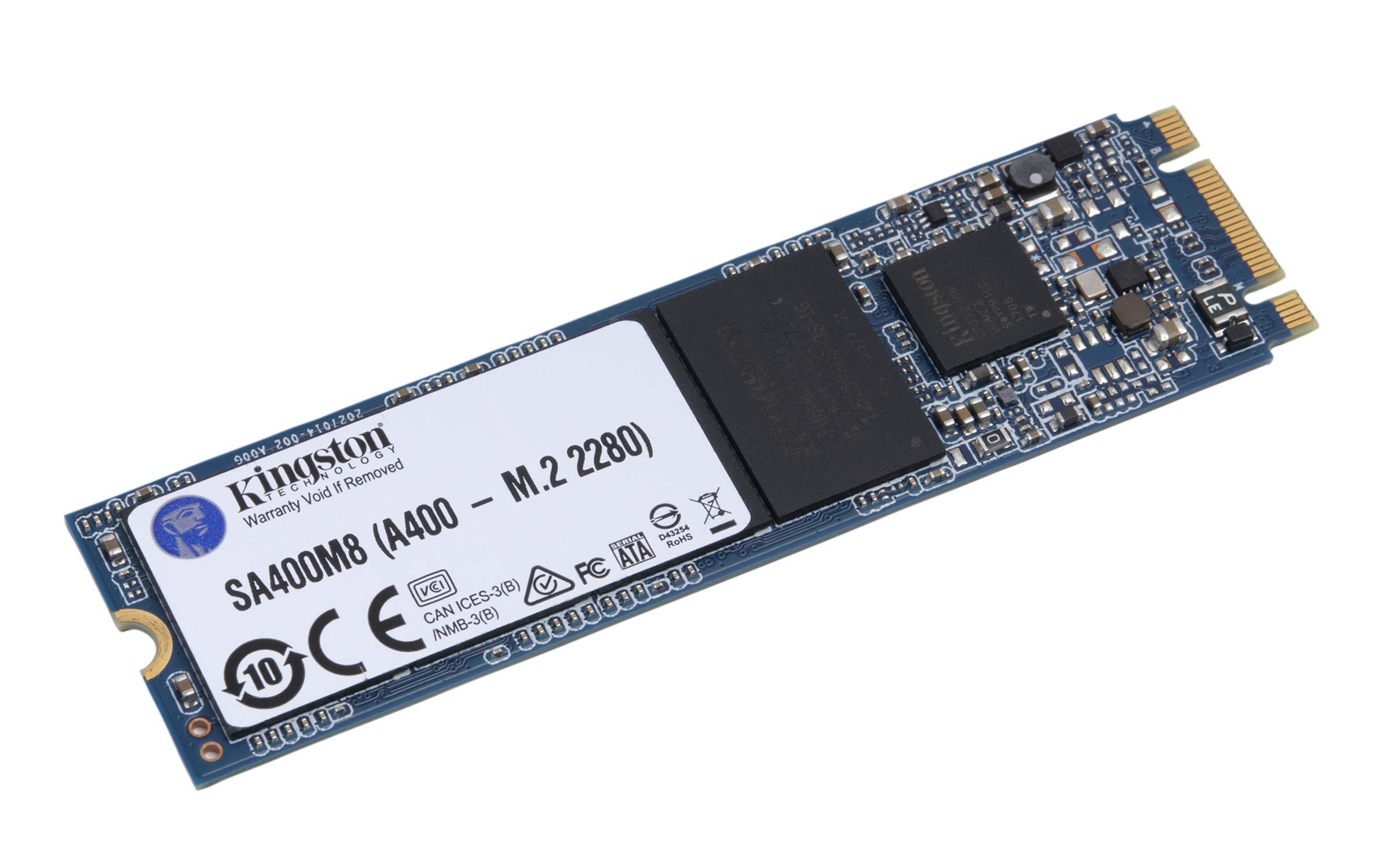 "Kingston A400 SSD 120GB SATA 3 2.5"" Solid State Drive SA400S37 2"