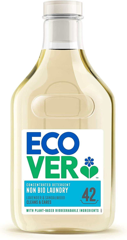 Ecover – Detergente no biológico concentrado líquido de lavandería ...
