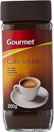 Gourmet - Café soluble - Tueste natural - 200 g - [Pack de 3 ...