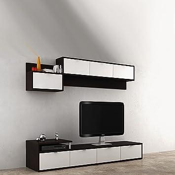 Fantastisch Anbauwand Paris TV Lowboard Regal Design TV Möbel