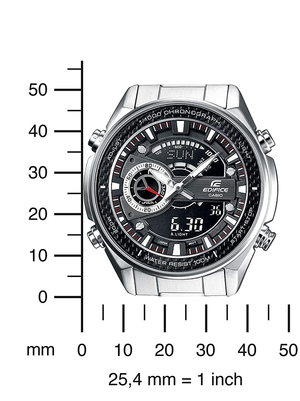 d8489164f36c Casio Edifice Men s Watch EFA-133D-1AVEF  Amazon.co.uk  Watches