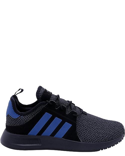 adidas x a infrarossi 2 tone kint sneakers (ragazzo), nero / blu, 7: amazon