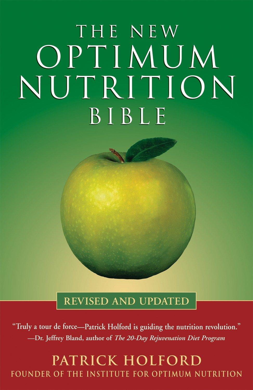 New Optimum Nutrition Bible product image