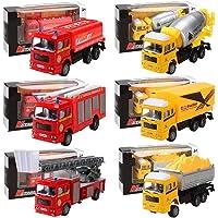 Voiks 1Pcs Coche Juguetes Autos para Niños Chicos,Temprana Educación Juguete Regalos para Pequeños Y Niño Navidad
