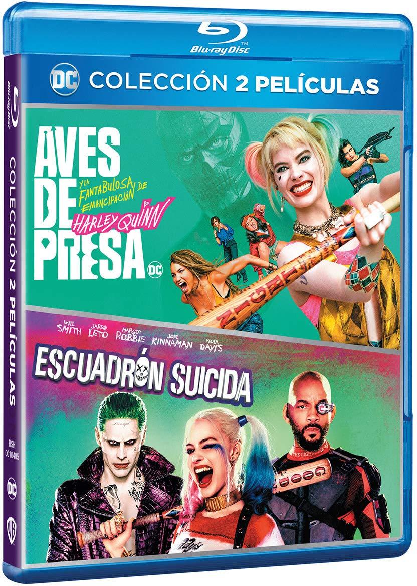 Pack Escuadrón suicida + Aves de Presa Y la fantabulosa ...
