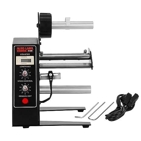 Autovictoria Dispensador Automático de Etiquetas 1-8 Dispensador de Etiquetas M / Min Dispensador Automático