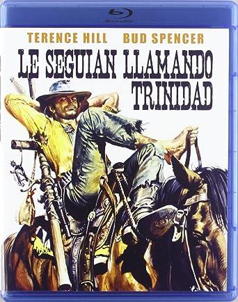 Le Seguian Llamando Trinidad [Blu-ray]: Amazon.es: Terence ...