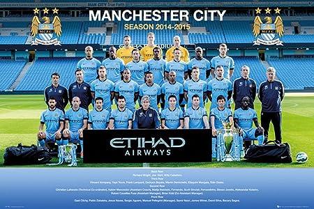 Empire Merchandising 671394 de Balón de Fútbol, Manchester City ...