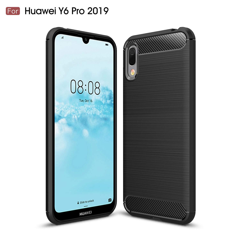 Amazon.com: Huawei Y6 Pro 2019 Case - Ultra Thin Soft TPU ...