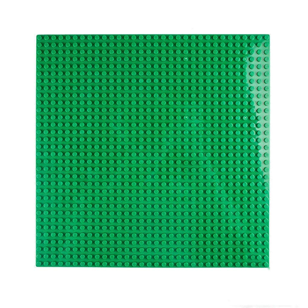 RXIN 4 Colors Building Plate Play Mats 3232 Studs Lego Compatible Base Board/Baseplate/Mat