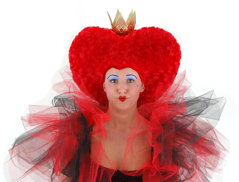 elope Queen of Hearts Wig Elope Inc. LA2515