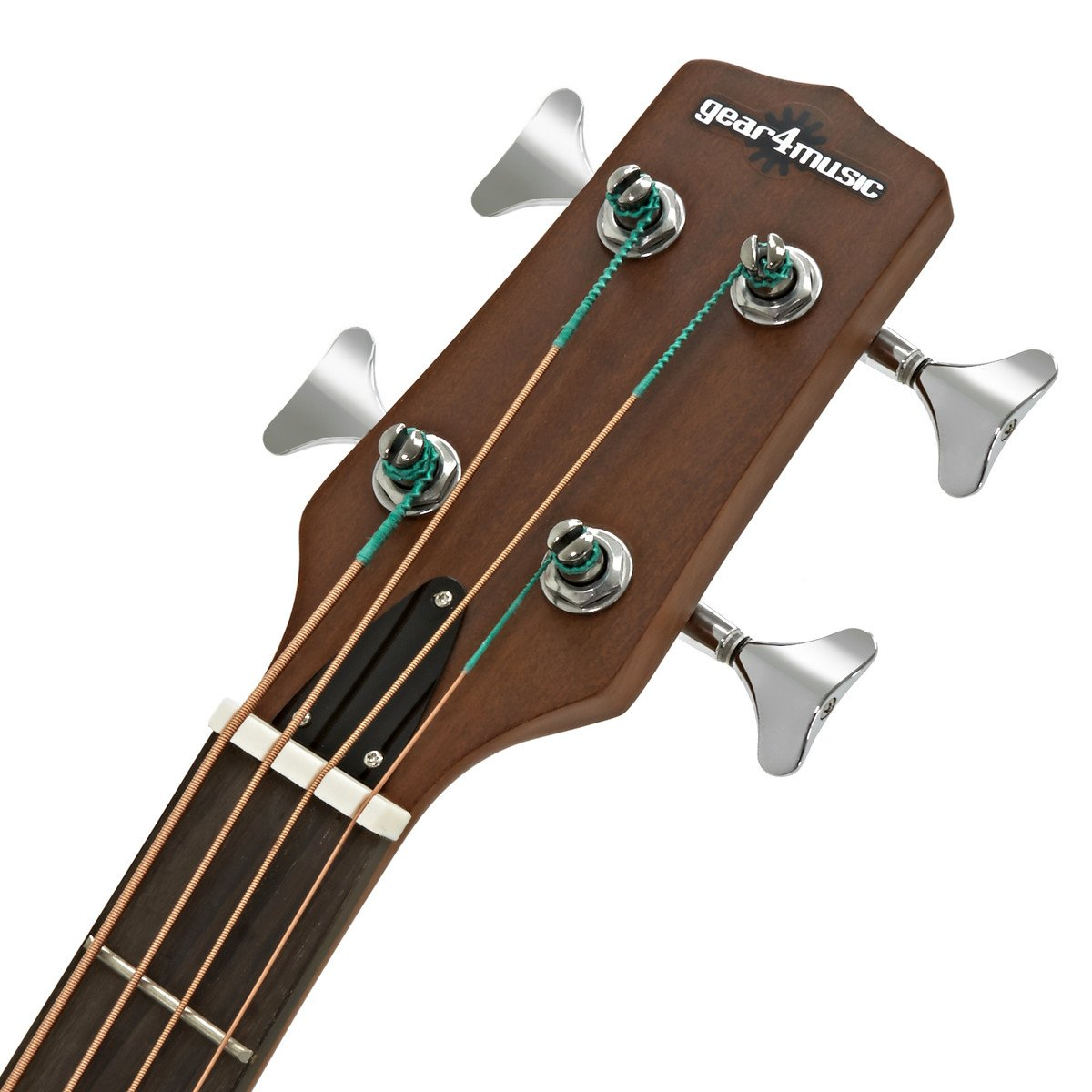 Roundback Electro Acoustic Bass Guitar By Gear4music Gitar String Provit Musik Slm Musical Instruments