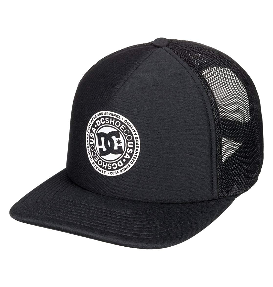 DC Shoes Vested Up Trucker Cap for Boys 8-16 ADBHA03096