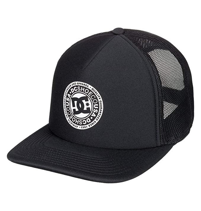 DC Shoes Vested Up - Gorra Trucker - Hombre - One Size: DC Shoes: Amazon.es: Ropa y accesorios