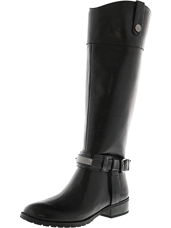 3e7a298e03f Amazon.com | INC International Concepts Fabbaa Wide Calf Leather ...