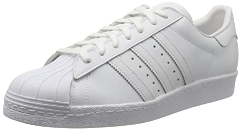 new styles 79191 0f5f4 Adidas Superstar 80s-S79443 Zapatillas Altas para Hombre