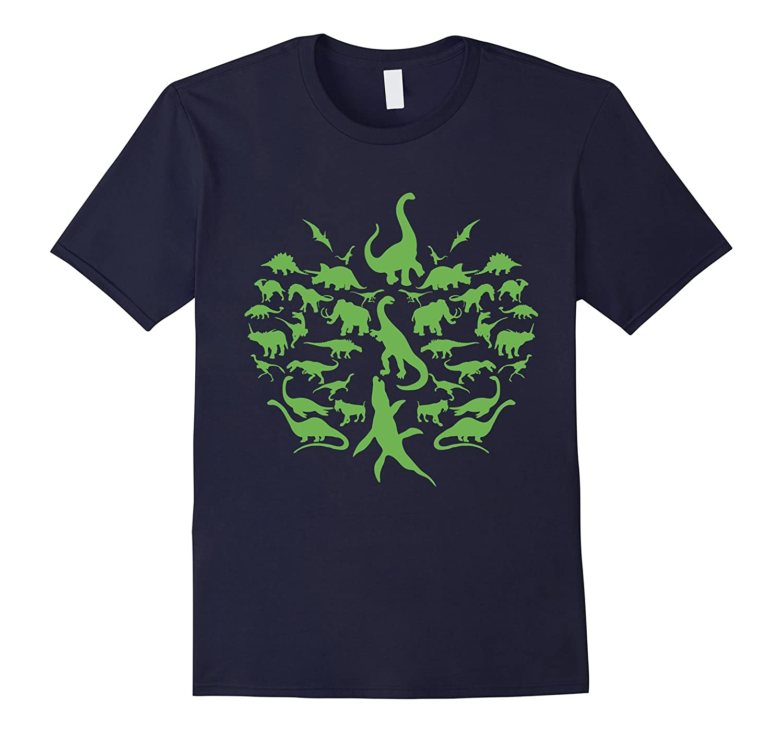 Green Dinosaur T-Shirt-TH