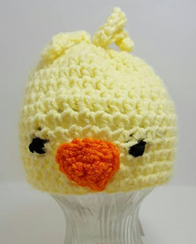 Amazon Newborn Chicken Hat Made By Bead Gs On Amazon Crochet