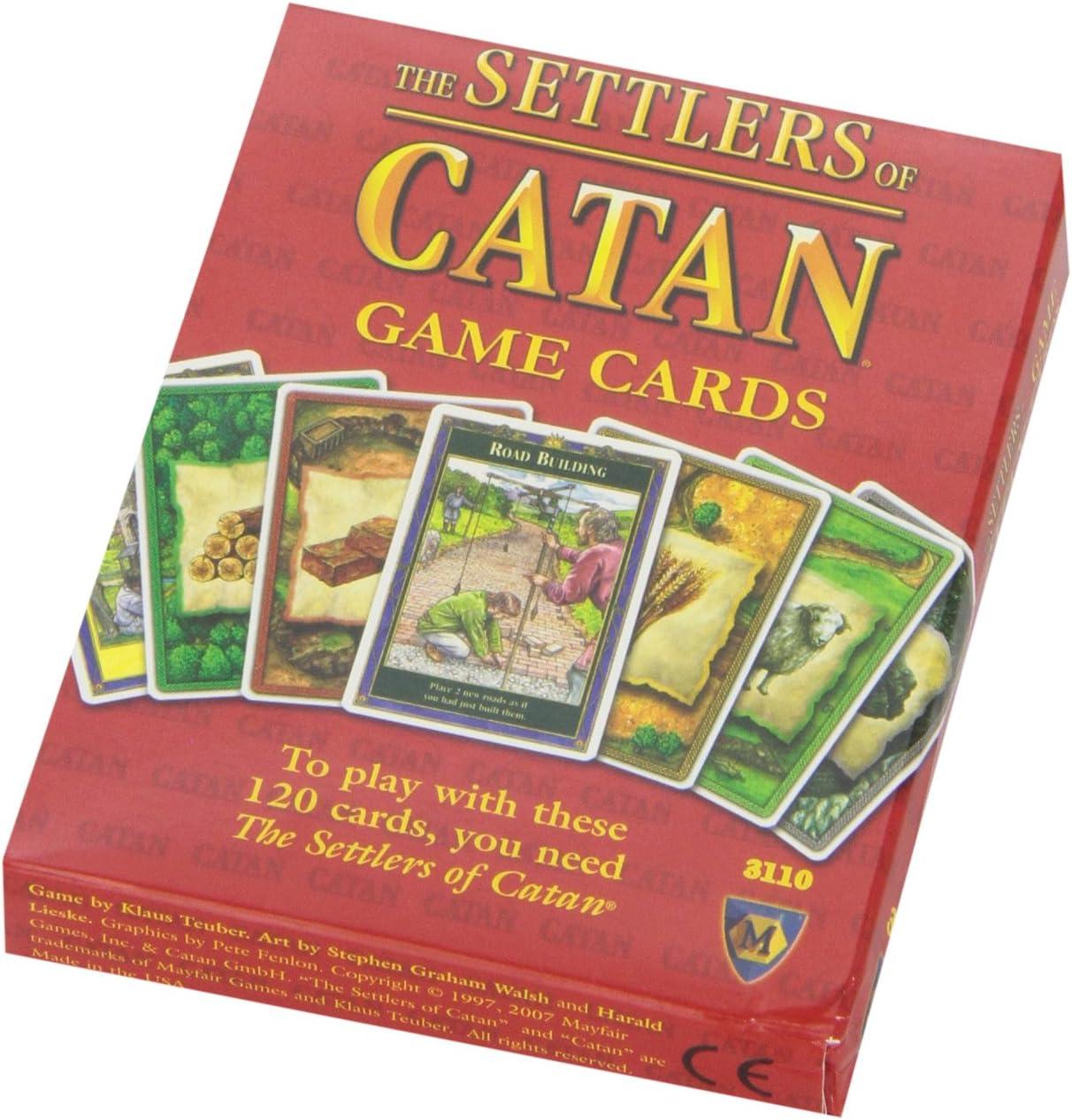 Mayfair 03110 - Expansión para el juego Los colonos de Catán: Amazon.es: Juguetes y juegos