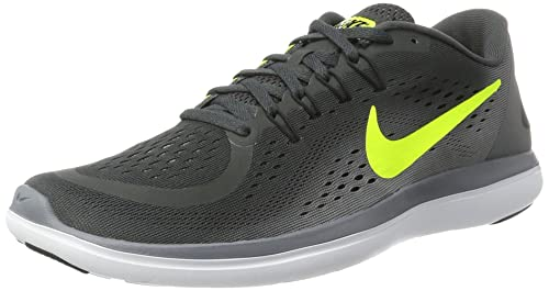 f3dc408ddbf Image Unavailable. Image not available for. Colour  Nike Flex 2017 RN Grey