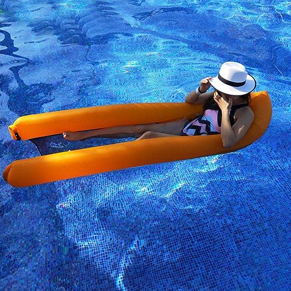 FUVOYA Hinchable Camping Playa Piscina Ligero Poliéster Aire ...