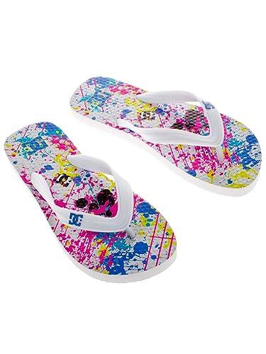 Amazon.com: DC WOMEN S Ponto Flip Flop: Shoes