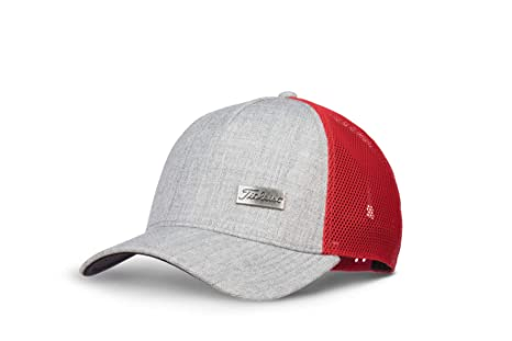 a8aa2aaee31 Titleist West Coast Santa Cruz Collection Golf Cap 2018 Heather Red One  Size Fits All