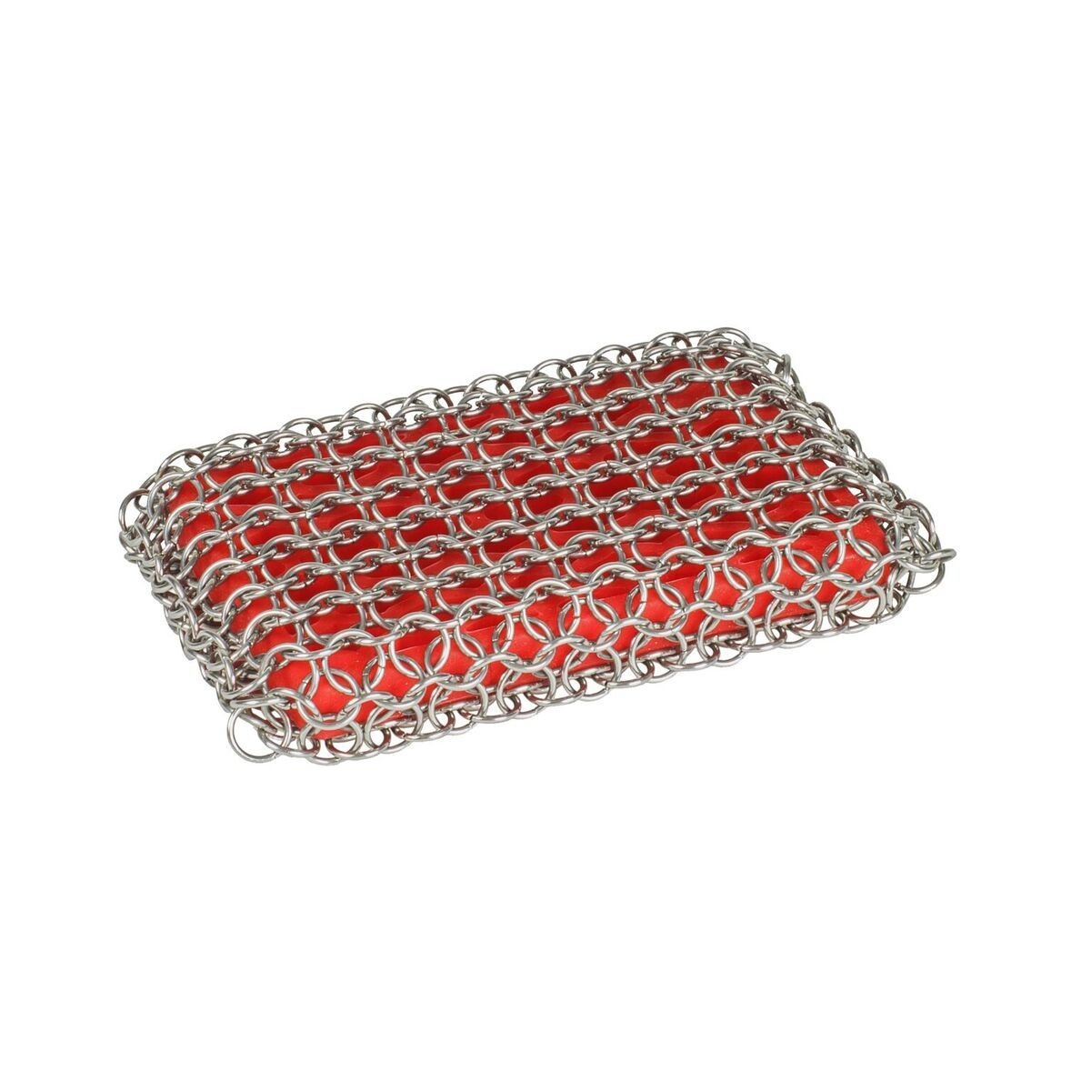 Lodge ACM10R41 Scrubbing pad, One, Red by Lodge