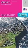 Landranger (7) Orkney  Southern Isles (OS Landranger Map)