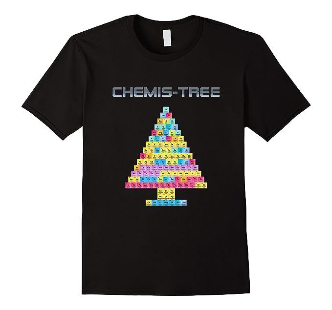 Amazon chemis tree periodic table of elements t shirt clothing mens chemis tree periodic table of elements t shirt 3xl black urtaz Images