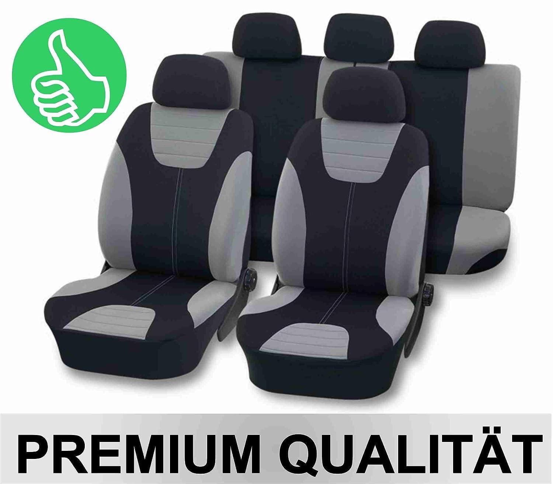 Universal Schonbezug Sitzbezug silber, Fahrzeug siehe Artikeldetails RAU