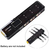 FancyWhoop CX610 6 Channel 1S LiPo Battery Charger DC/XT60 1A Micro Charger for JST MCPX MCX MOLEX Connectors Tiny Whoop Blade Inductrix