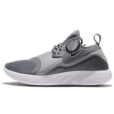 Nike Wmns Lunarcharge Essential Cool Grey/ Black-Wolf Grey NJrtQPbL