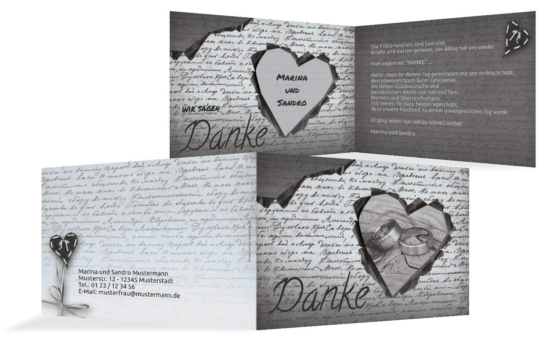 Hochzeit Dankeskarte 2 Herzensgedicht, 10 Karten, braunmatsch B07HNMP97C | | | Exzellente Verarbeitung  | Attraktives Aussehen  | Ein Gleichgewicht zwischen Zähigkeit und Härte  57820c