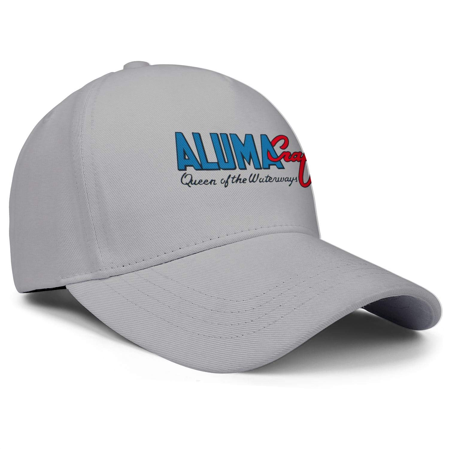 Dad Hats for Women Printted Cotton Adjustable Unisex Ball Cap Gym Mens Baseball Caps Alumacraft-Boat-Logos