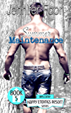 Summer Maintenance (The Happy Endings Resort Book 5)
