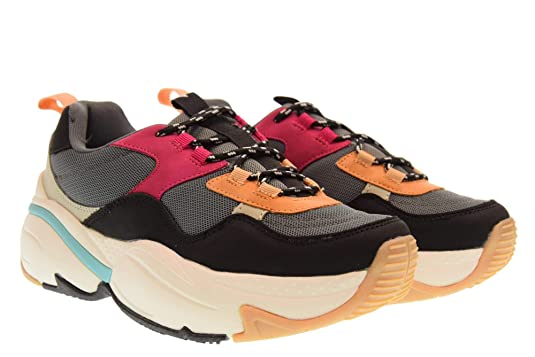 Amazon.com   Victoria Shoes Woman Low Sneakers 147102 Multi   Fashion Sneakers