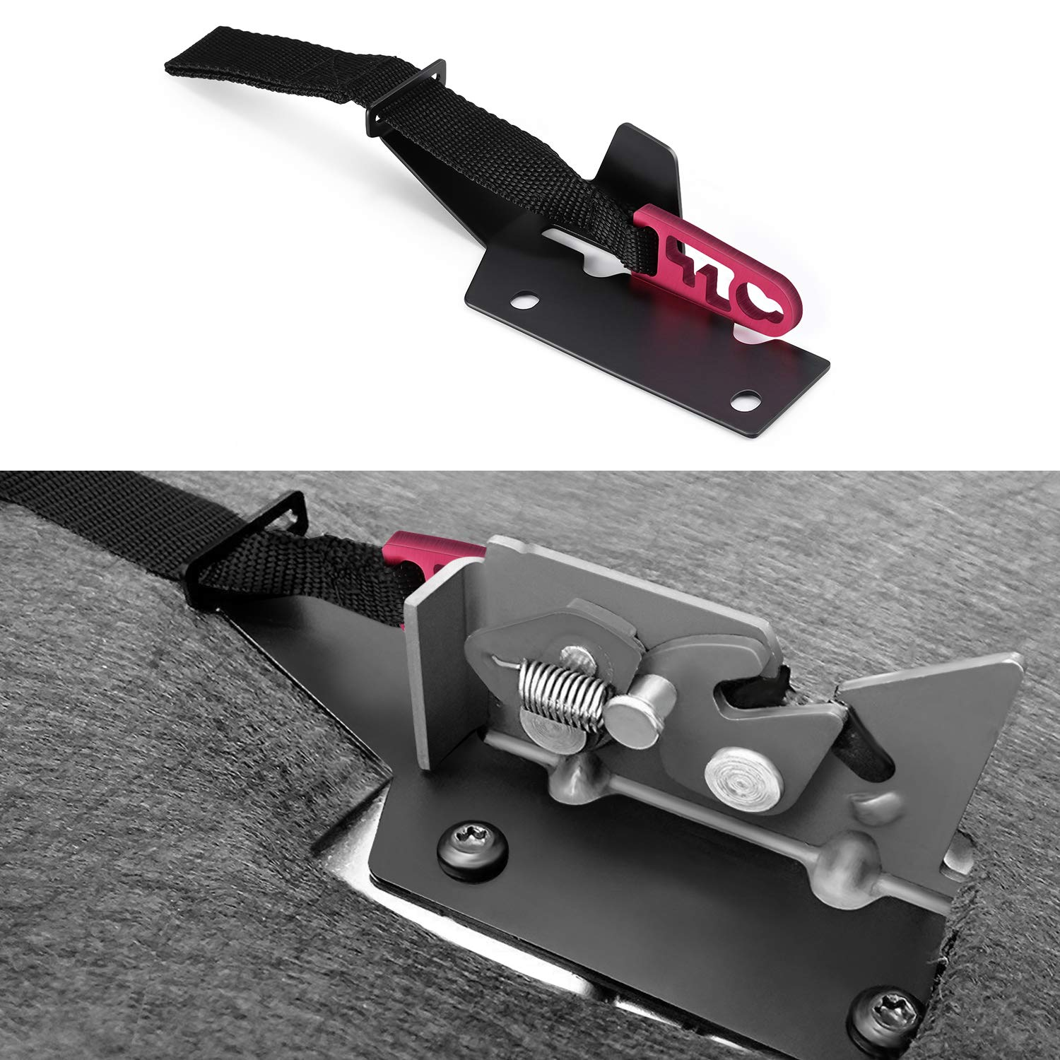 2017-2018 150 //F 350 //F Rear Seat Release Latch for Ford SuperCrew F 2009-2018 2017-2018 //SuperCab F //Raptor F -150 2015-2018 250 2017-2018 AUTOLOVER Rear Seat Release 150